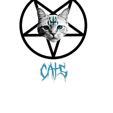 Metal Cat Design 2 by CalumMargetts