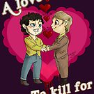 Hannibal - A love to kill for by Furiarossa