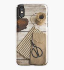 Textiles iPhone Case/Skin