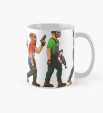 Rust evolution Mug