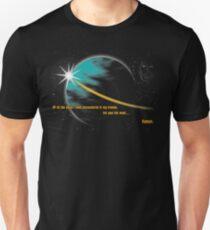 Boldly gone. T-Shirt
