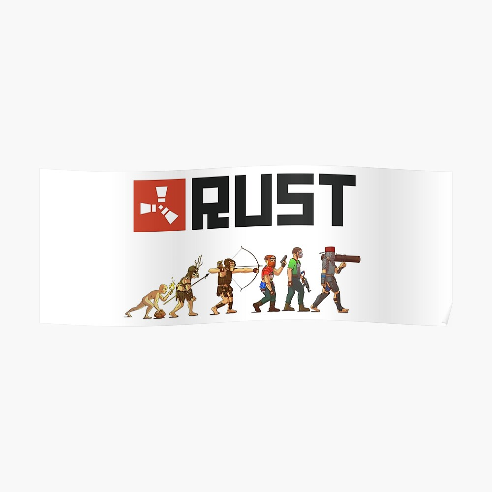 Rust Evolution Poster