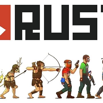 Rust Evolution by cemolamli