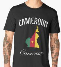 Cameroon Men's Premium T-Shirt