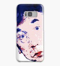 Frankie Howard - Pop Art Samsung Galaxy Case/Skin