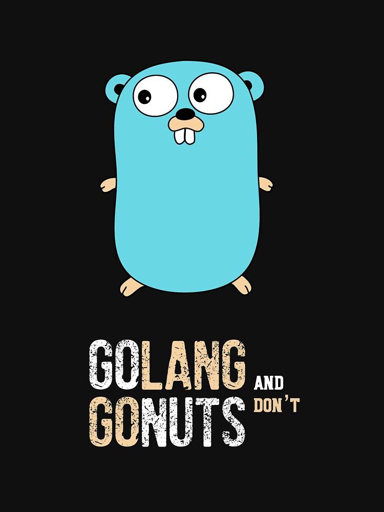 Golang y no te vuelvas loco de coderman