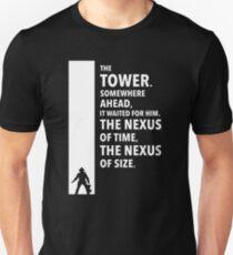 The Dark Tower - Nexus white Unisex T-Shirt