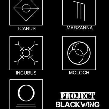 Project Blackwing by MrSaxon101
