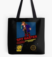 Spit Master - Lucastendo Entertainment System (Monkey Island) Tote Bag