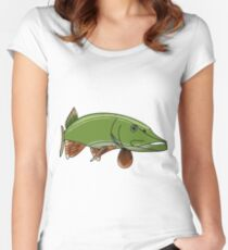 Pike Women's Fitted Scoop T-Shirt