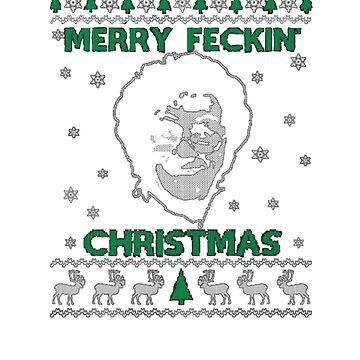 Merry Feckin' Chrismas by Bolerovo