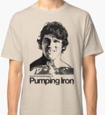 Pumpendes Eisen Classic T-Shirt