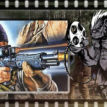 BLastfighter Mug by TrailersPU