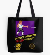 Insult fighter - Lucastendo entertainment system (Monkey Island) Tote Bag