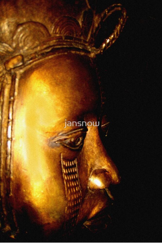 Bronzed by jansnow