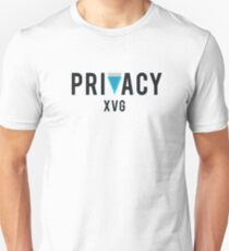 XVG - Privacy Shirt - Verge Unisex T-Shirt