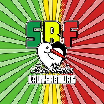 SRF Alsace Vibration Lauterbourg by SRF-LAUTERBOURG