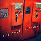 Ice Cold Red  by ArtbyDigman