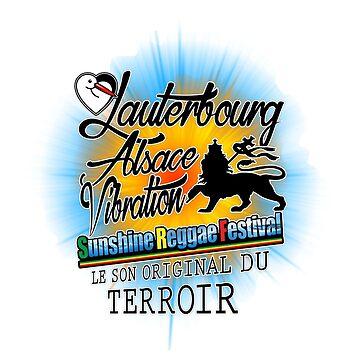 Lauterbourg Alsace Vibration Sunshine Reggae Festival by SRF-LAUTERBOURG