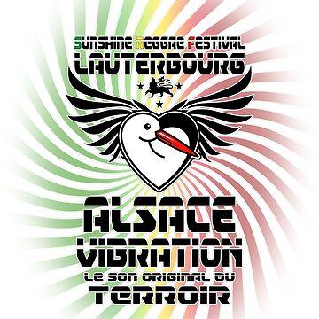Sunshine Reggae Festival Alsace Vibration Lauterbourg by SRF-LAUTERBOURG