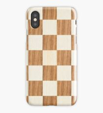 Chess Board Design iPhone Case/Skin