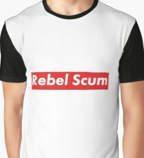 Rebel Supreme Graphic T-Shirt