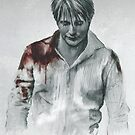 Hannibal Lecter by JKissellDesigns