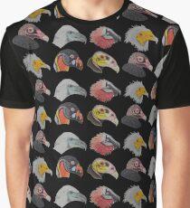Geier Grafik T-Shirt
