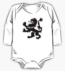 Lion heraldry One Piece - Long Sleeve