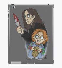 Charles Lee Ray iPad Case/Skin
