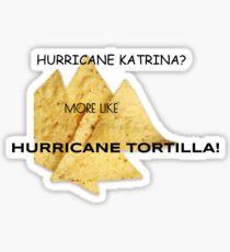 Hurricane Tortilla Vine Sticker
