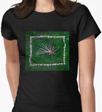 Fibonaci Frame Women's Fitted T-Shirt