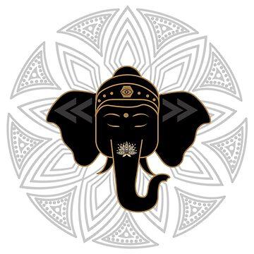 Ganesha by saltypro