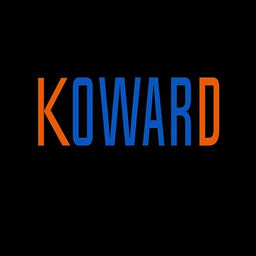 KD KOWARD by ardeesigns
