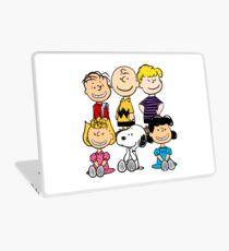 Peanuts - Charlie Brown, Snoopy Laptop Skin