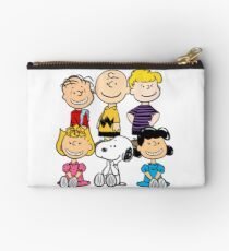 Peanuts - Charlie Brown, Snoopy Studio Pouch