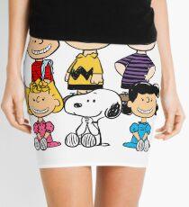 Peanuts - Charlie Brown, Snoopy Mini Skirt