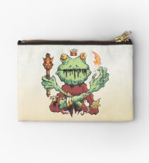 Frog King Studio Pouch