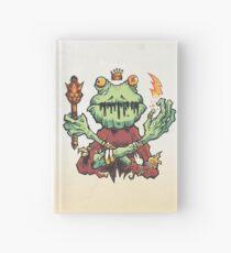 Frog King Hardcover Journal