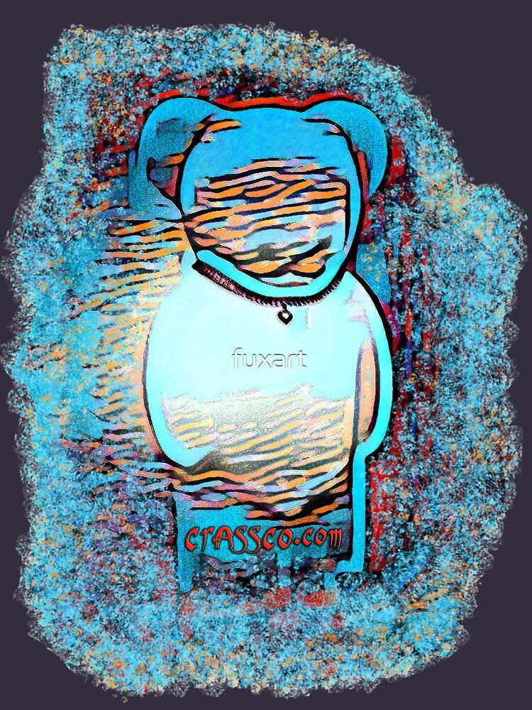 TEDDY BEAR von fuxart