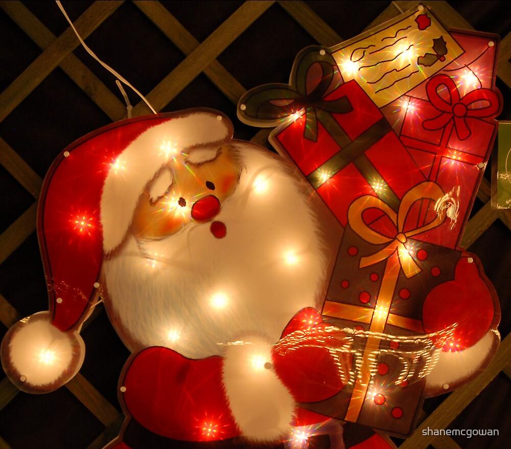 Santa Clause.....................................!! by shanemcgowan