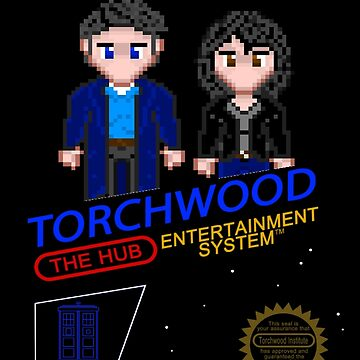 NINTENDO: NES Torchwood  by thedoctor37