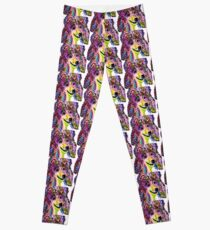 Picture Perfect Poodle Leggings