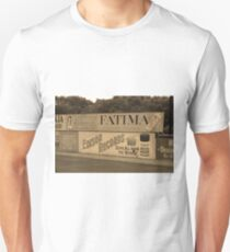 Old Time Baseball Field Unisex T-Shirt