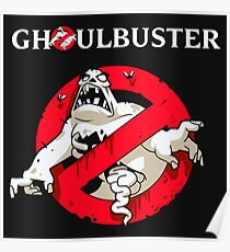 Ghoulbuster Poster