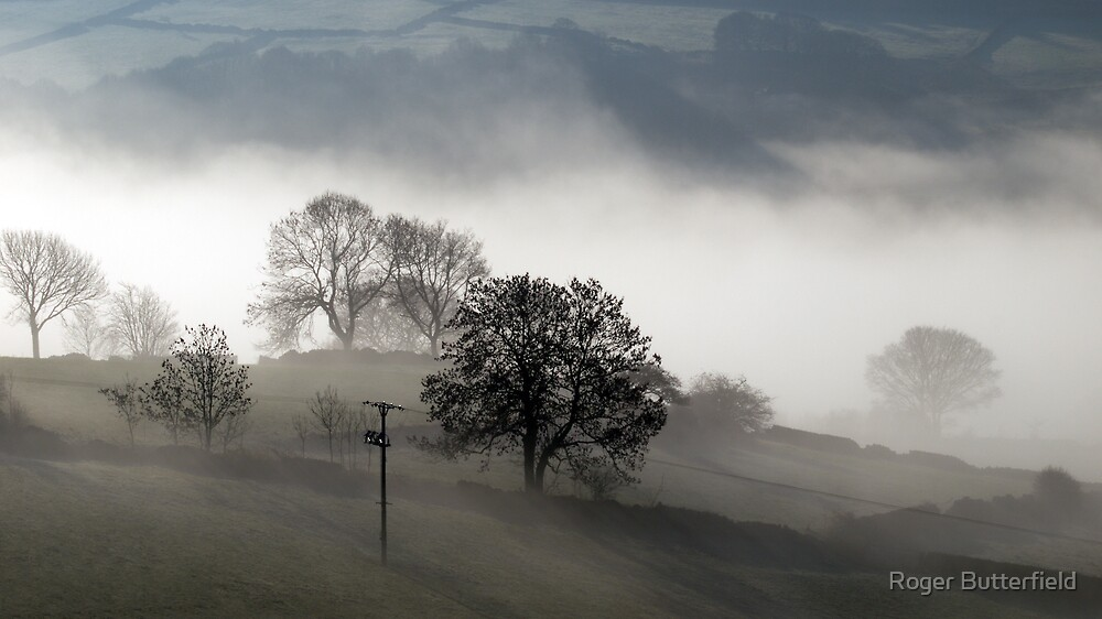 Loxley Valley by Roger Butterfield