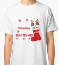 Merry Christmas and a Happy New Year! Classic T-Shirt