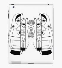Matryoshka Dissection (Digital) iPad Case/Skin