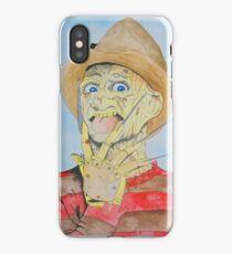Selfie Freddy iPhone Case