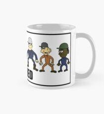Die raffinierte Crew Tasse (Standard)